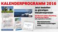 Kalenderprogramm 2016 bei Primus-Print.de