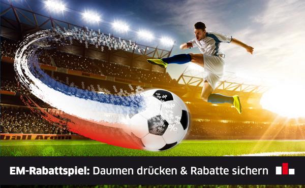 Primus Print Rabattspiel Fußball EM 2016