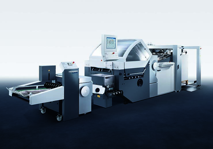 Primus Print Druckmaschine HEIDELBERG KH 82