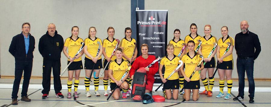 Primus-Print.de Hockey FHTC Sponsoring