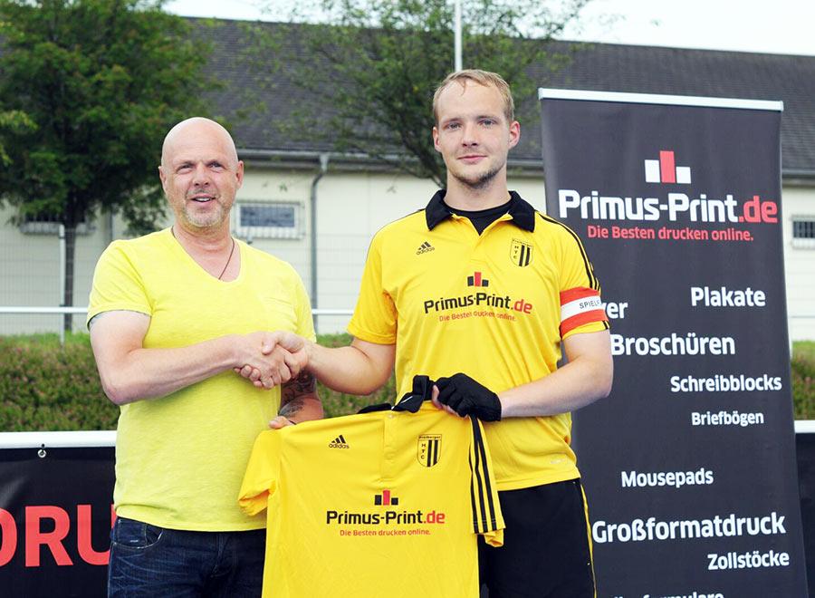 Primus-Print.de Sponsoring Hockey FHTC